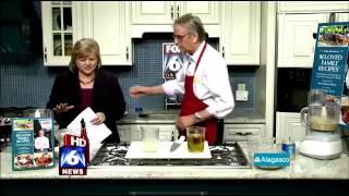 Hummus And Taramasalata Recipe