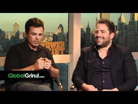 Brett Ratner And Casey Affleck Talk To GlobalGrind