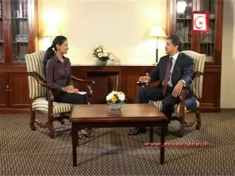 Anand Mahindra in an exclusive interview with Ada Derana