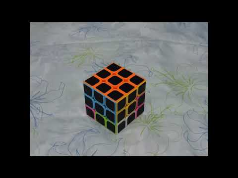 Cubo Rubik Stop Motion [Rubik's Cube Stop Motion] -Chile-
