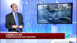 Lebanon attack: Abdullah Azzam Brigades, a direct spin-off of Al-Qaeda, claim responsibility