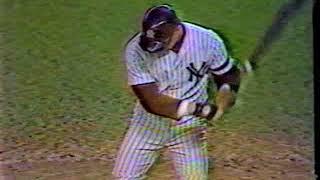 Reggie Jackson's Revenge on John Denny 9/23/81
