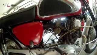 1966 Honda CB77 Restoration - 1. Intro