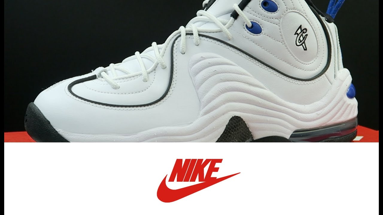 basketball shoes Nike Air Penny 2 'All Star'