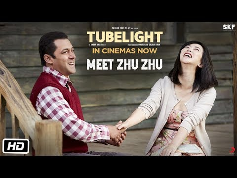 Tubelight  Meet Zhu Zhu  Salman Khan  In Cinemas Now
