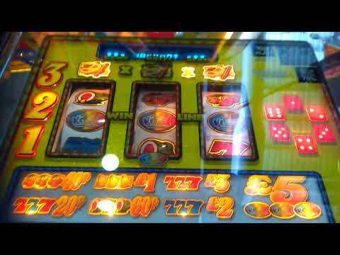 LETS PLAY ADDERS AND LADDERS ARENA 5JP - FRUIT MAHCINE - GRAND PIER 2018 -  UK ARCADES