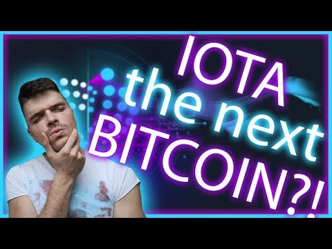 IOTA the next BITCOIN?! How to buy IOTA and when to invest