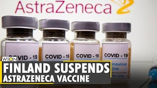 The finnish health authority thl announced on friday it will pause use of astrazeneca vaccine in finland for at least a week, following two reports o...