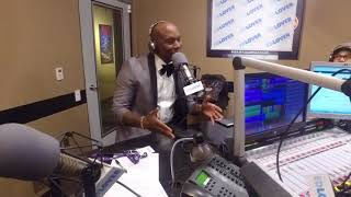 The Ed Lover Show: Tyrese Pt. 1