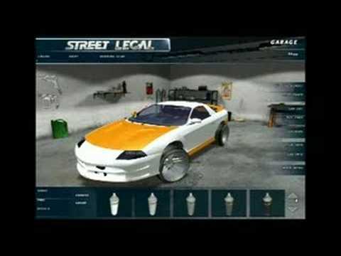 Street Legal Racing Building A Car Youtube