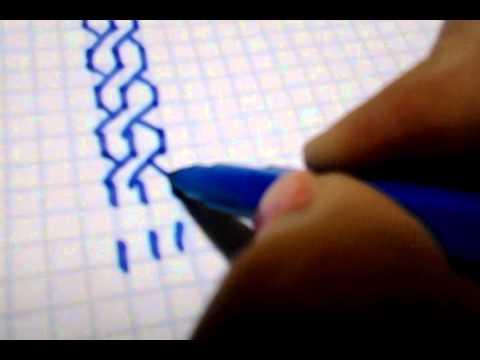 видео: как рисовать косичку????(ответ)