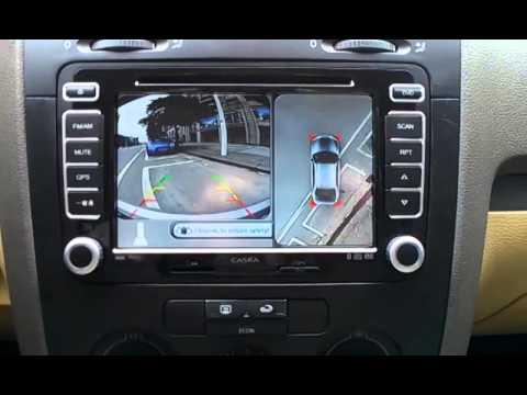 360 degree car reverse camera youtube. Black Bedroom Furniture Sets. Home Design Ideas