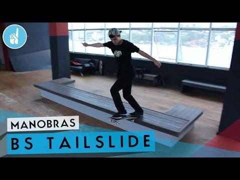 Como mandar BS tailslide | sobreskate