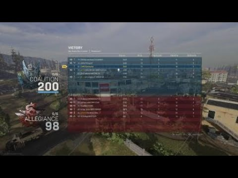 Call of Duty®: Modern Warfare® 3rd place and play of the game