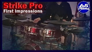 Alesis Strike Pro First Impressions