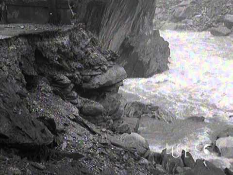 Nubifragio in Val d'Ossola (1958)