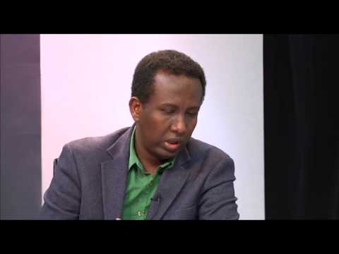 Mahad Camal interviews Ali Nuur, candidate for local election, Aarhus Denmark