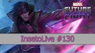 Análise de Contas 20 - #InsetoLive 130 - Marvel Future Fight