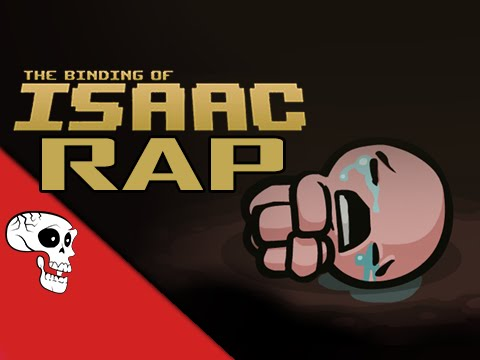 "BINDING OF ISAAC RAP by JT Music - ""Your Own Damnation"""