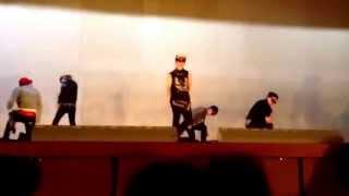 兵庫工業高校 文化祭 BIGBANG  FANTASTICBABY thumbnail
