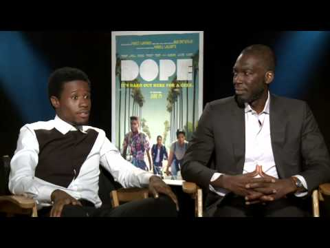 DOPE Interviews With Shameik Moore And Director Rick Famuyiwa