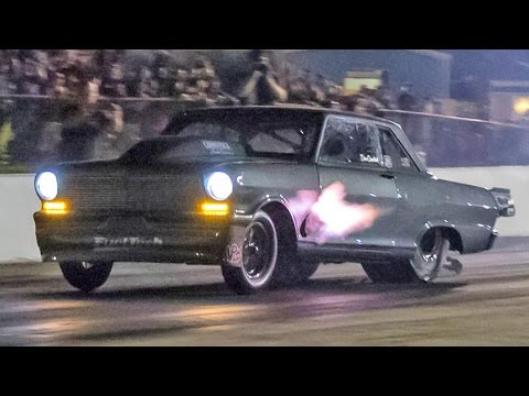 DADDY DAVE'S Goliath 2.0 – Outlaw Armageddon BIG TIRE!