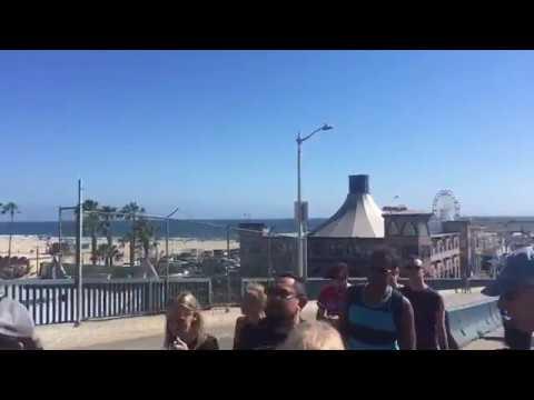 Zoo San Diego, Santa Monica and Universal Studios