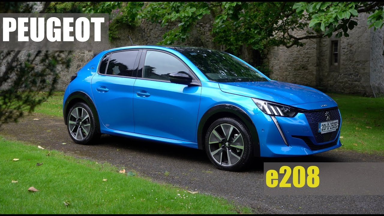 Peugeot e208 review | Best looking new EV for the money in 2020?