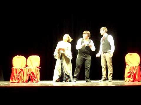 """""""Fools"""" di Neil Simon con Marco Di Blasi e Mariachiara Castellino"""