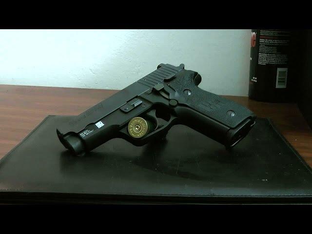 SIG M11-A1 実銃レビュー Part1