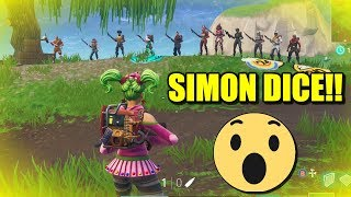 "MAKE SIMON SAYS IN ""CUSTOM"" PARTIES FOR FREE / FORTNITE BATTLE ROYALE"