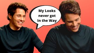 How James Marsden (Really) Feels About His Good Looks (2019)