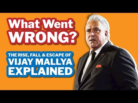 Vijay Mallya Rise, Fall & Escape EXPLAINED 😱| What The F**K Went Wrong? 🤔| Kingfisher Mallya Loans