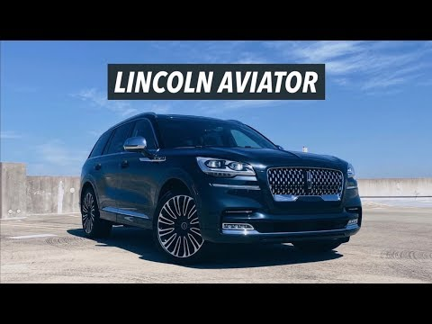 2020 Lincoln Aviator Black Label Review - Ready To Fight The BEST
