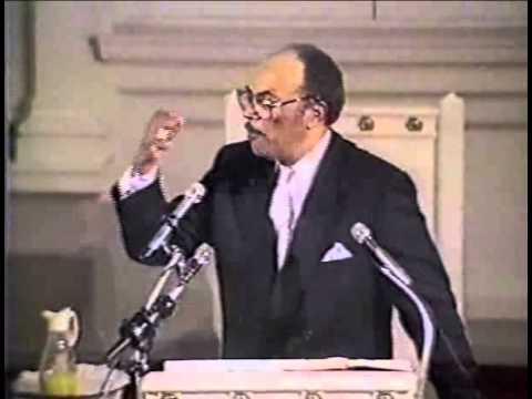 """Rev. B. W. Smith - """"A Big Man In Bad Shape"""""""