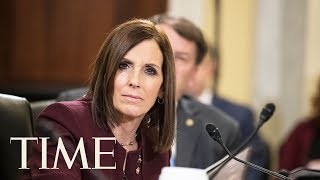 Senator Martha McSally Calls CNN Reporter 'Liberal Hack' After Being Asked About Impeachment | TIME