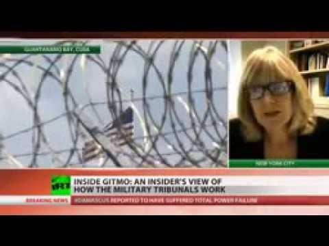 Gitmo military tribunal  A look from within