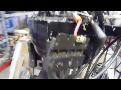 Spark Check Mercury Inline 6 Outboard with Distributor 2-13-18