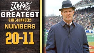 100 Greatest Game Changers: Numbers 20-11 | NFL 100
