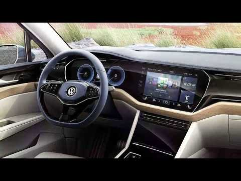 2018 Volkswagen Touareg - Specs Price And Release Date