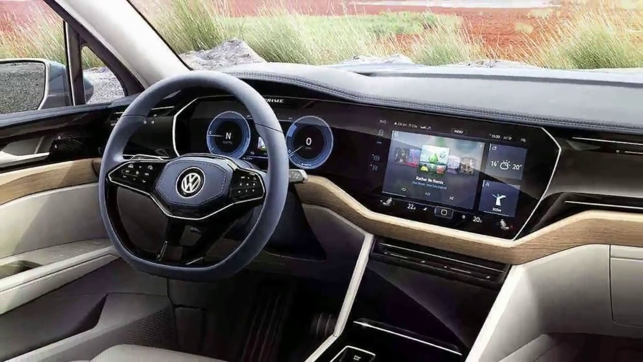 2018 Volkswagen Touareg Specs Price And Release Date