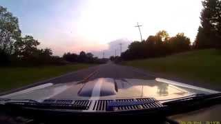 1965 Mustang GT350 .....Friday Evening Drive