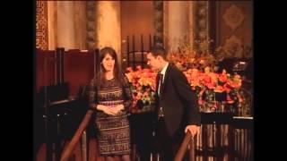 Cantors duet: Azi Schwartz and Shiree Kidron - Yism'chu עזי שוורץ ושירי קדרון בדואט - ישמחו
