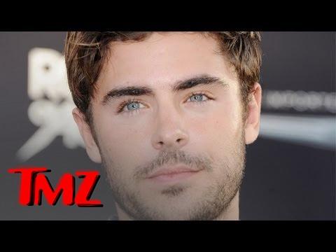 Zac Efron - Rehab for Big Cocaine Problem   TMZ