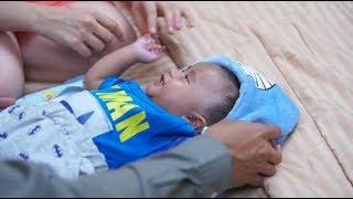CINTA KARENA CINTA : Mirza dan Sissy akan rawat bayi Raisa