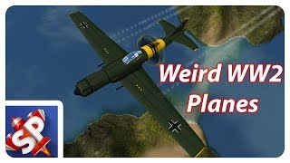 Weird 1940's Planes | Simple Planes | Pt 4
