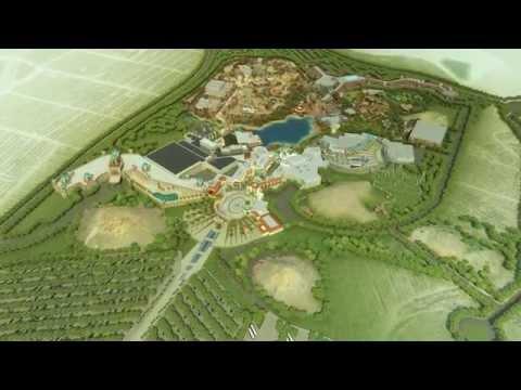 Proyecto de Paramount Park y Life Style Center en Murcia (España)