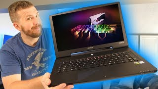 Aorus X7 DT V8 | The Best THIN Gaming Laptop I