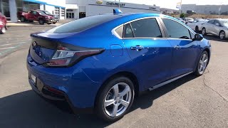 2018 CHEVROLET VOLT Redding, Eureka, Red Bluff, Chico, Sacramento, CA JU119182