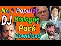 OLd Popular Dialogue Sample Collection Pack 2017